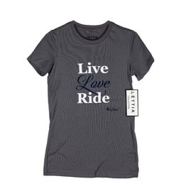 Live Love Ride Ladies Tee