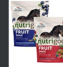 Manna Pro Nutrigood Fruitsnax Horse Treats