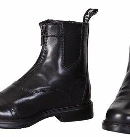 Tuff Rider Men's Baroque Front Zip Paddock Boot