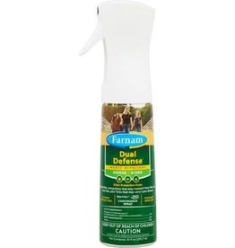 Farnam Dual Defense Insect Repellent for horse and rider