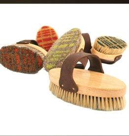 Brush Legends Leather Handle Asst color