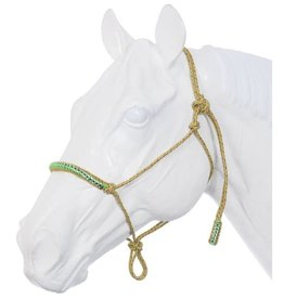 Tough 1 Tough1 Rope Halter W/Crystal Accents