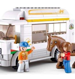 Toy Farm-Horse Car
