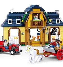 Horse Farm Toy