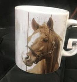 Ceramic Mug Horse