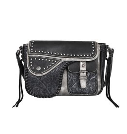 Embossed Collection Crossbody