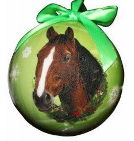 Christmas Ornament Horse
