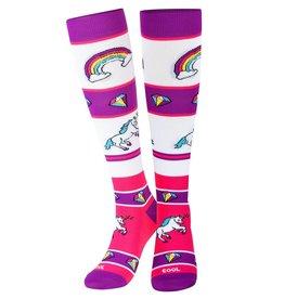 Compression socks unicorn