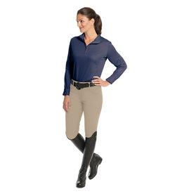 Ovation SoftFlex GRIP-TEC™ Knee Patch Breech- Ladies'