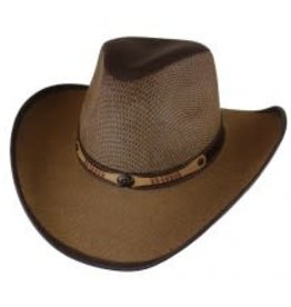 CANVAS Outback Western Hat