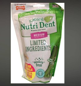 NutriDent Dental Chew Medium 7PK