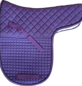 Shaped Dressage Pad cotton