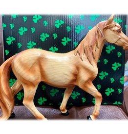 Horse - Wood Like Large