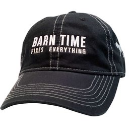 Stirrups Barn Time Fixes Everything Cap