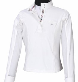 Equine Couture Equine Couture Childs Cara l/s Show Shirt