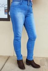 YMI High-Rise Skinny Jeans