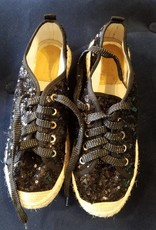 Bomibel Glitter Sneakers
