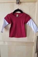 Infant Baseball Like LS T-Shirt