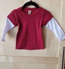 Infant Baseball Like LS T-Shirt