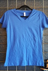 Live And Tell LAT SS V-Neck T-Shirt