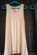 POL Sleeveless Tunic Dress
