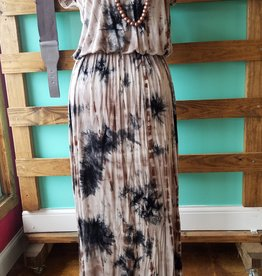 Spin Tye Dye Dress Plus