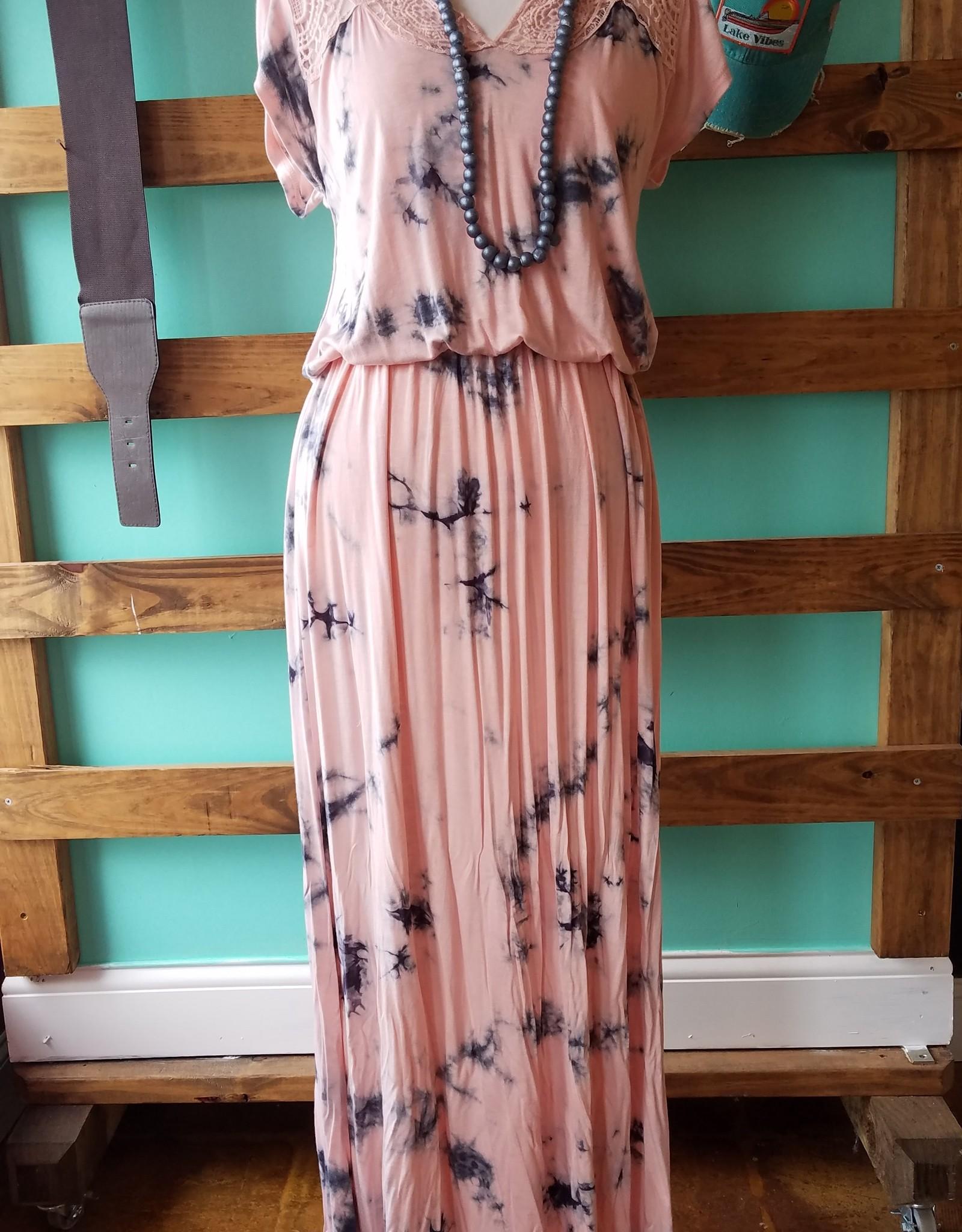 Spin Tye Dye Dress Plus