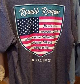 Burlebo Reagan Quot SS Pocket T-shirte