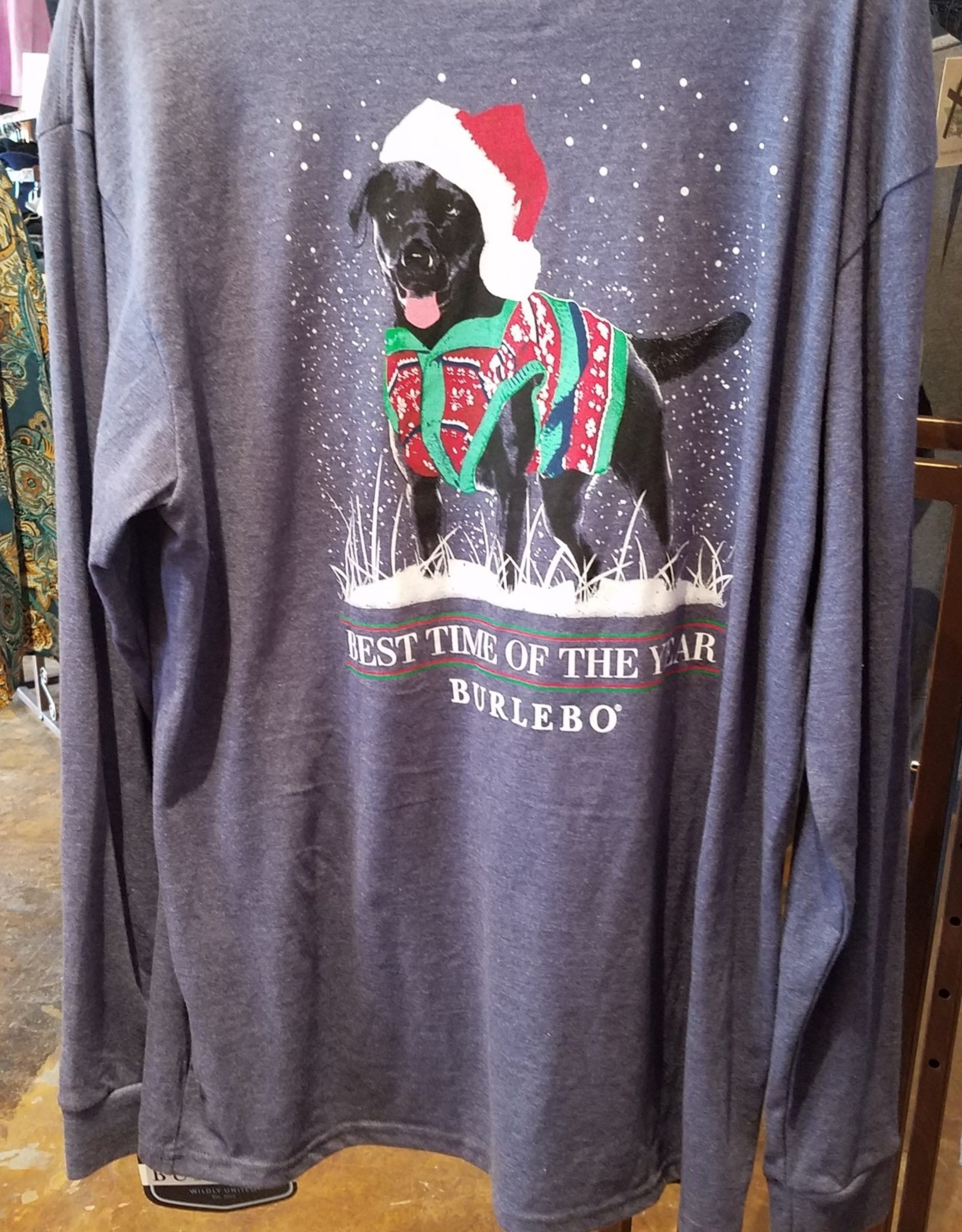 Best time of the year LS Mens T-Shirt