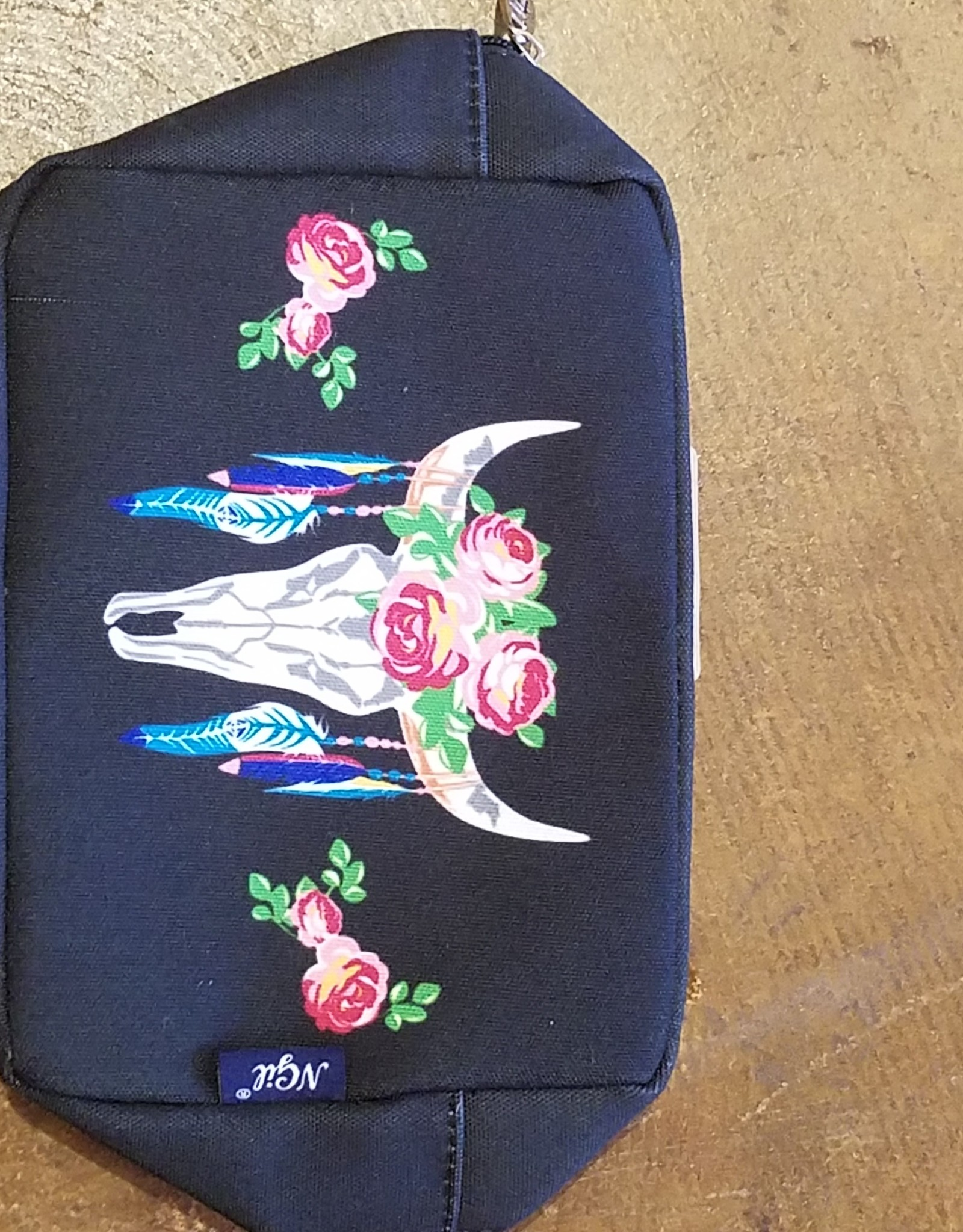 N Gil Cosmetic Travel Pouch