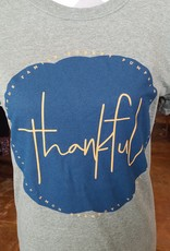 Green Thankful T-Shirt