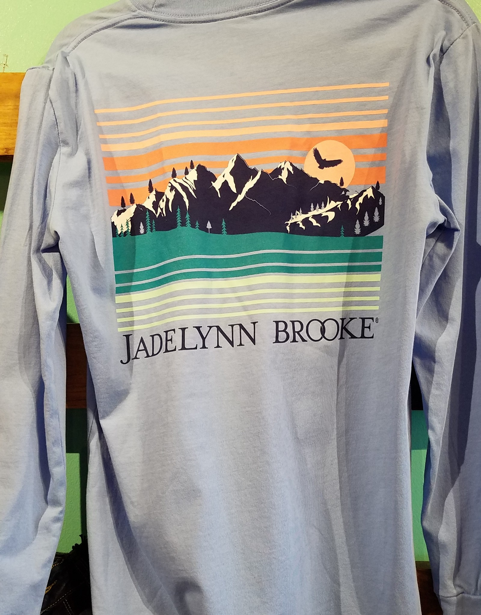 JLB Blue Mountian LS T-Shirt