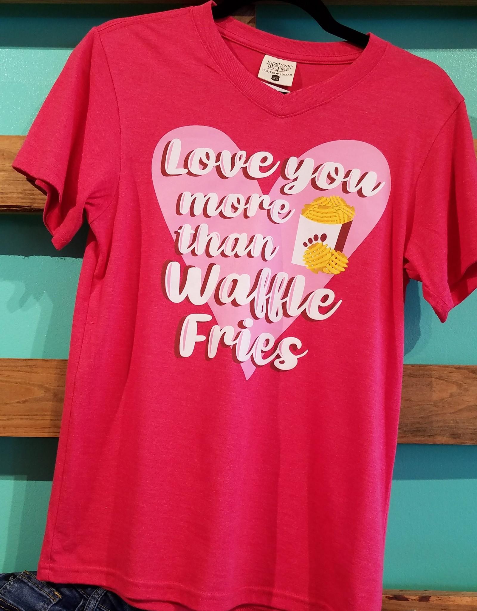 JLB Waffle Fries