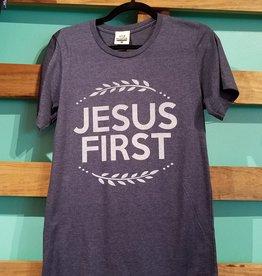 Jesus First SS T-Shirt