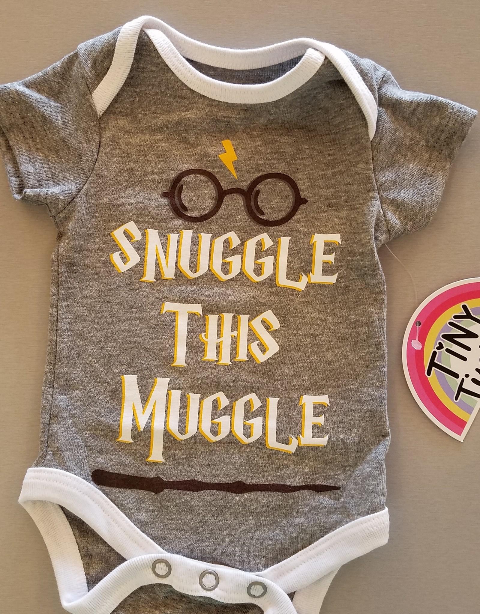 Tiny Tinies Snuggle This Muggle Onesie