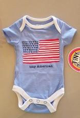Tiny Tinies Tiny American Onesie