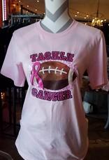 TDRiddle Designs Tackle Cancer T-Shirt