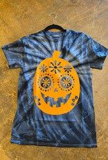 Tye Dye SS Pumpkin T-Shirt