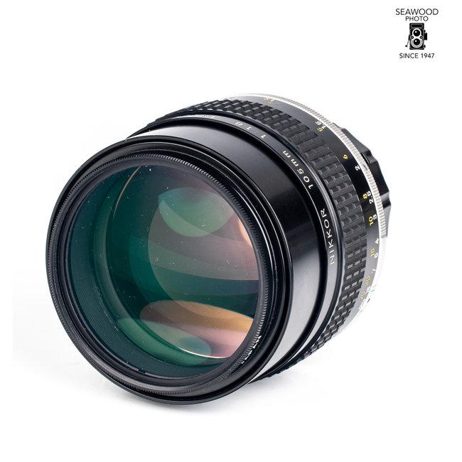 Nikon Nikon 105mm f/1.8 AIS EXCELLENT