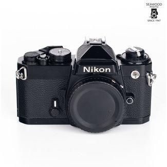Nikon FE Black Body EXCELLENT