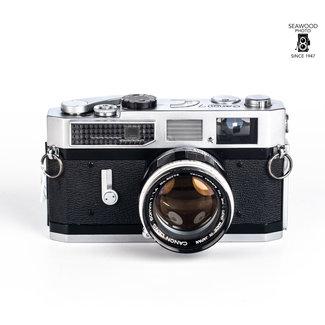 Canon Canon 7 with Canon LTM 50mm f1.4 GOOD
