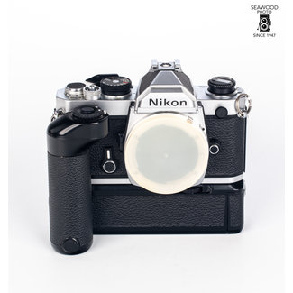 Nikon Nikon FM Body Excellent with MD-11 Motordrive