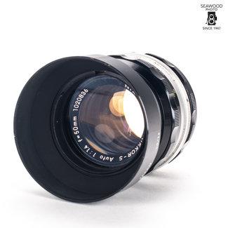 Nikon Nikon 50mm f/1.4 Nikkor-S Non-AI EXCELLENT