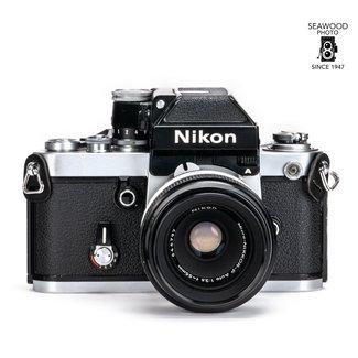 Nikon Nikon F2A with 55mm Micro-Nikkor GOOD