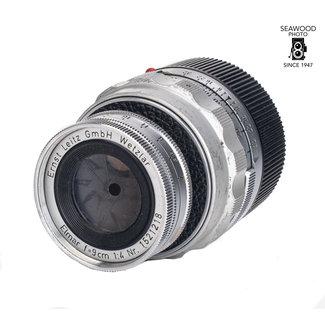 Leica Leica 90mm Collapsible Elmar f/4 GOOD