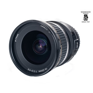 Canon Canon EF-S 10-22mm f/3.5-4.5 EXCELLENT