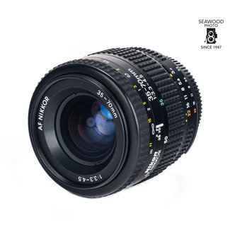Nikon Nikon 35-70mm f/3.3-4.5 AF GOOD