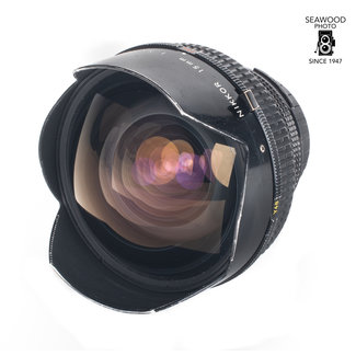 Nikon Nikon 15mm f/5.6 AI  fisheye