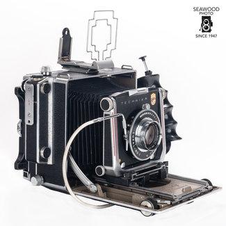 Linhof Linhof Technika IV w/ Schneider 150mm f/4.5 Xenar Excellent