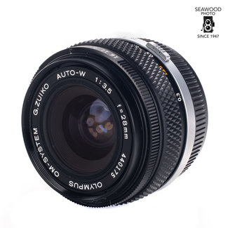 Olympus Olympus 28mm F/3.5 EXCELLENT